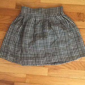 Candies houndstooth skirt